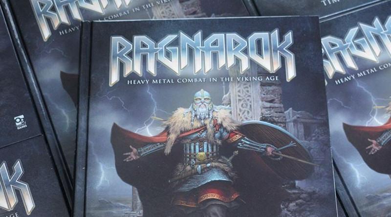Ragnarok Miniature Wargame Preview by Osprey Games