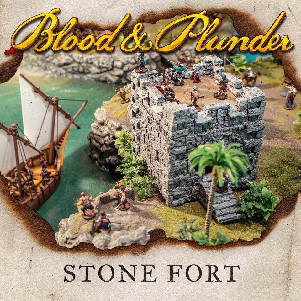 Firelock Games Releases Terrain