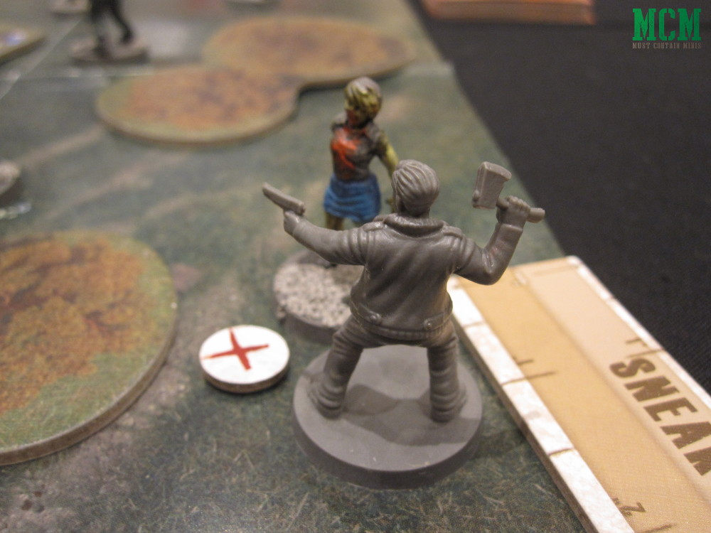 The Walking Dead miniatures game review