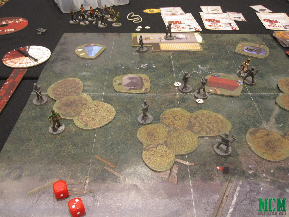 The Walking Dead Battle Report