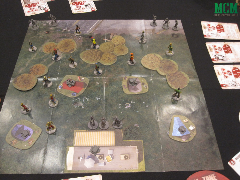 Walking Dead Demo Game - Mantic Games