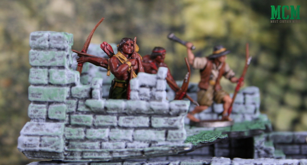 Wargame Terrain Review - Six Squared Studios 3d Printed Building