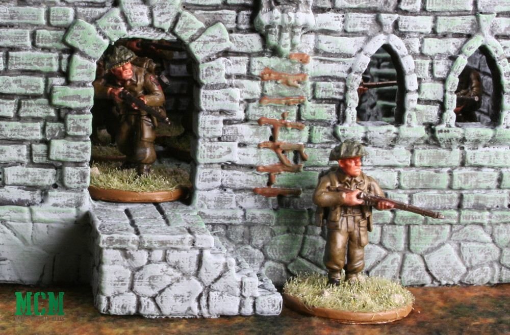 28mm Ruined Building Review