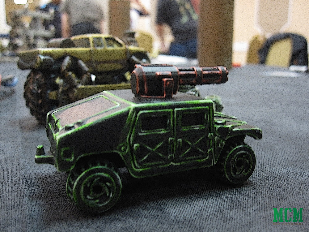 Gaslands Review and Battle Report