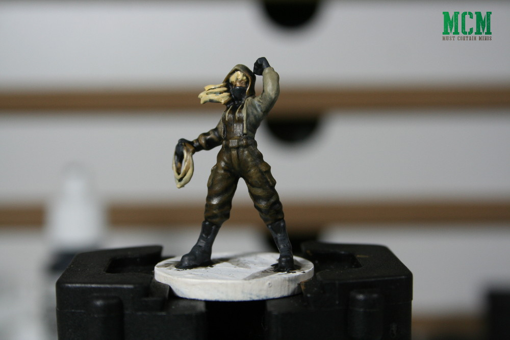 28mm Activist Miniature - Green Peace, PETA, Fox Hunt Saboteur - 28mm