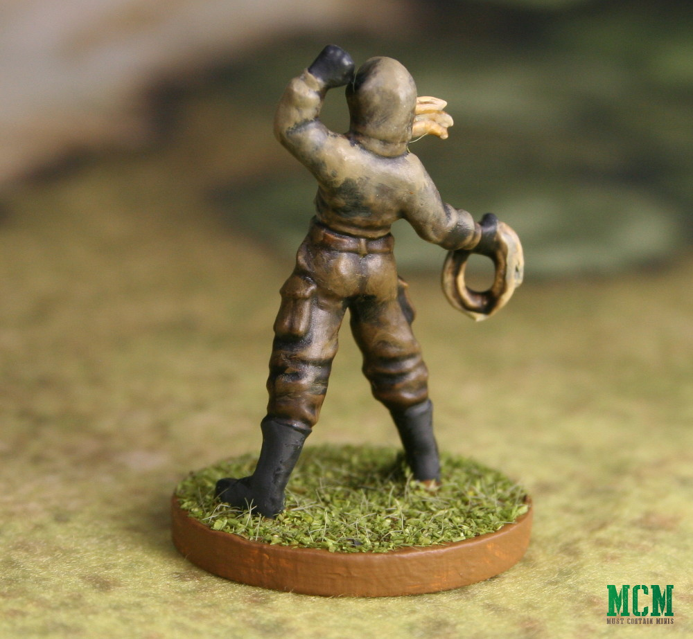 Tally-Ho Games Kickstarter Miniature
