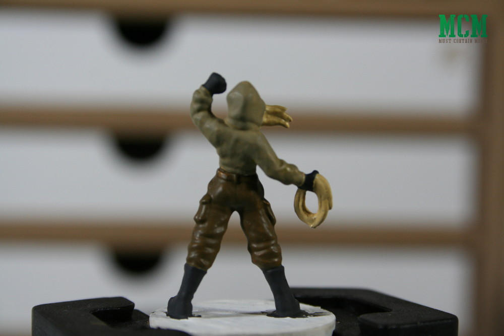 Hunt Saboteur Miniature Base Colours