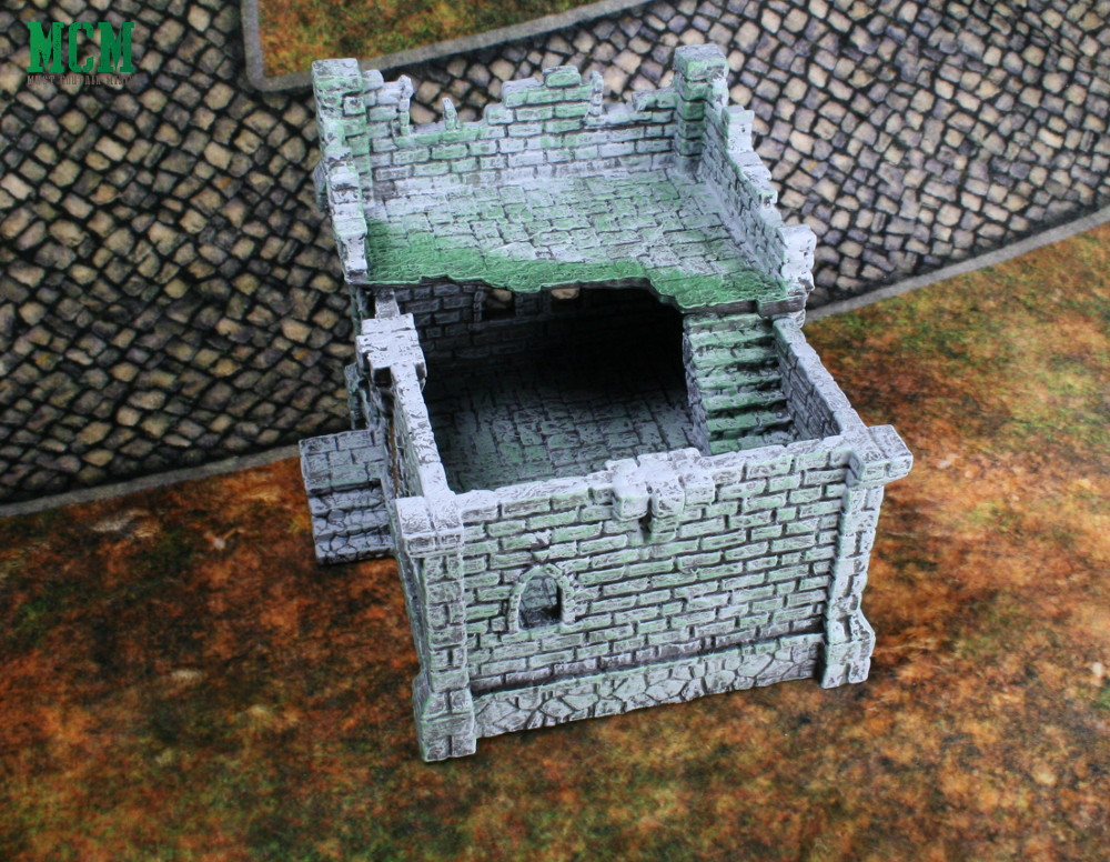 Wargame terrain review