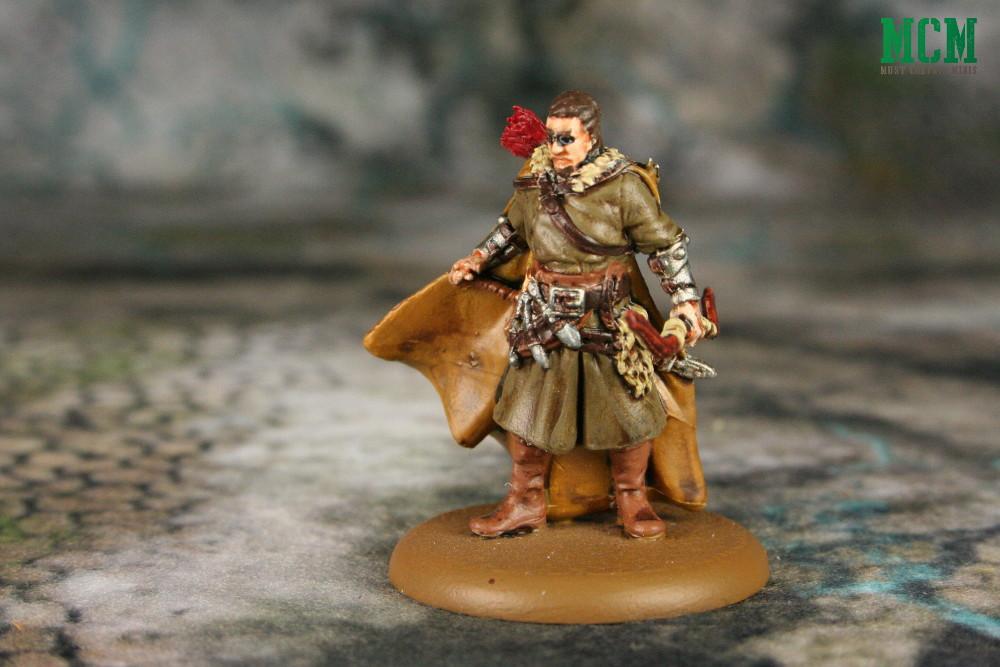 Crannogman Warden Miniature