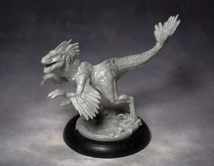 Claw Lizard ShadowSea