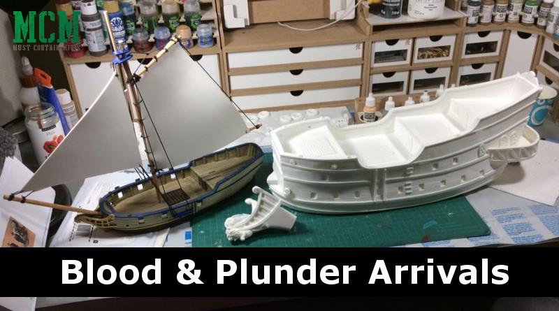 Blood & Plunder Galleon WIP