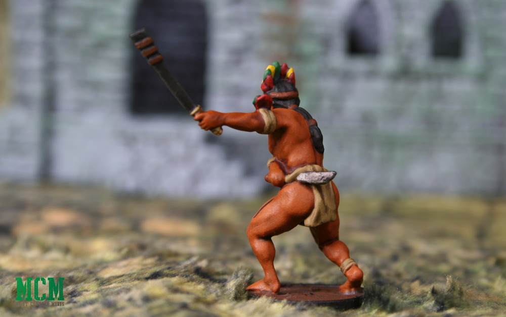 Blood & Plunder Native Warriors - South American Historical Miniatures 32mm