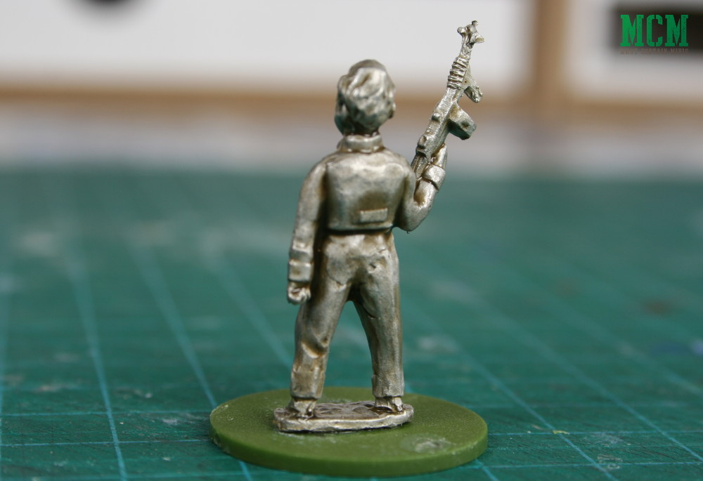 Charles Luciano Gangster Model - Pulp Miniatures Review