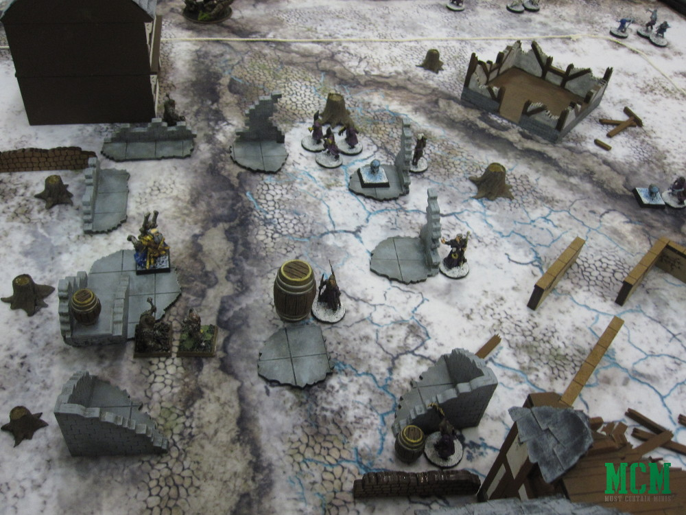 Frostgrave Demo Game