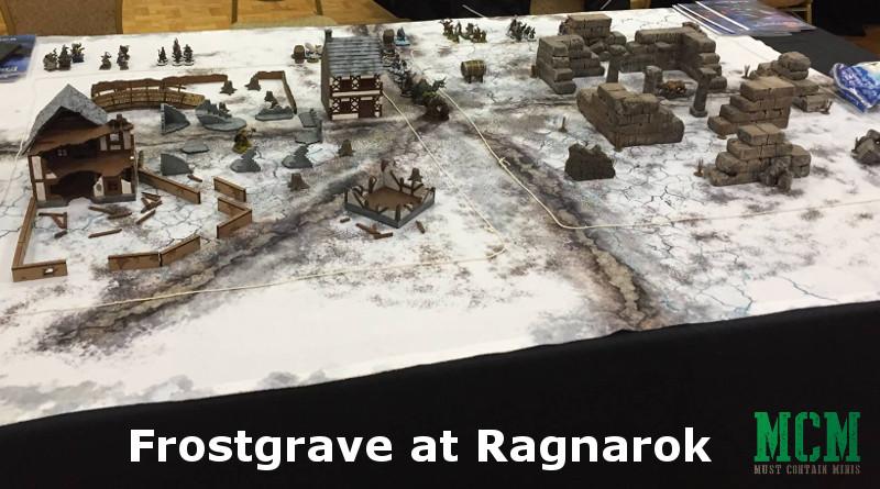 Frostgrave at Ragnarok 2019