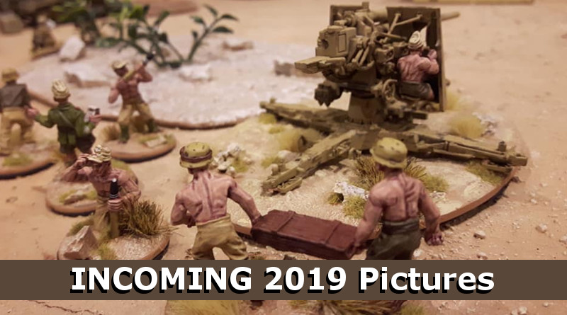 Bolt Action Pictures from INCOMING 2019