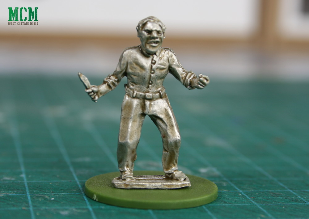 28mm to 25mm Pulp Miniatures Review