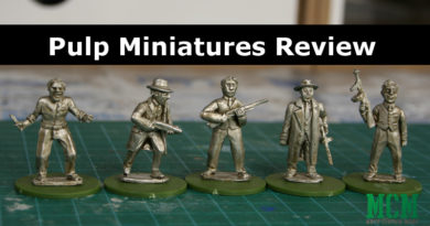 Pulp Miniatures 28mm Review