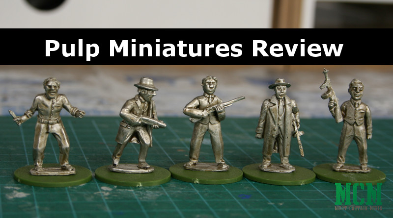 Pulp Miniatures Review – A New Kid in Town