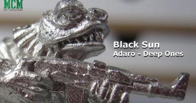 Deep Ones - AKA Adaro - in Black Sun