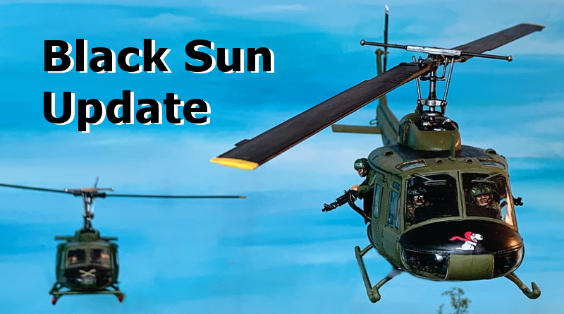 Black Sun Kickstarter Update