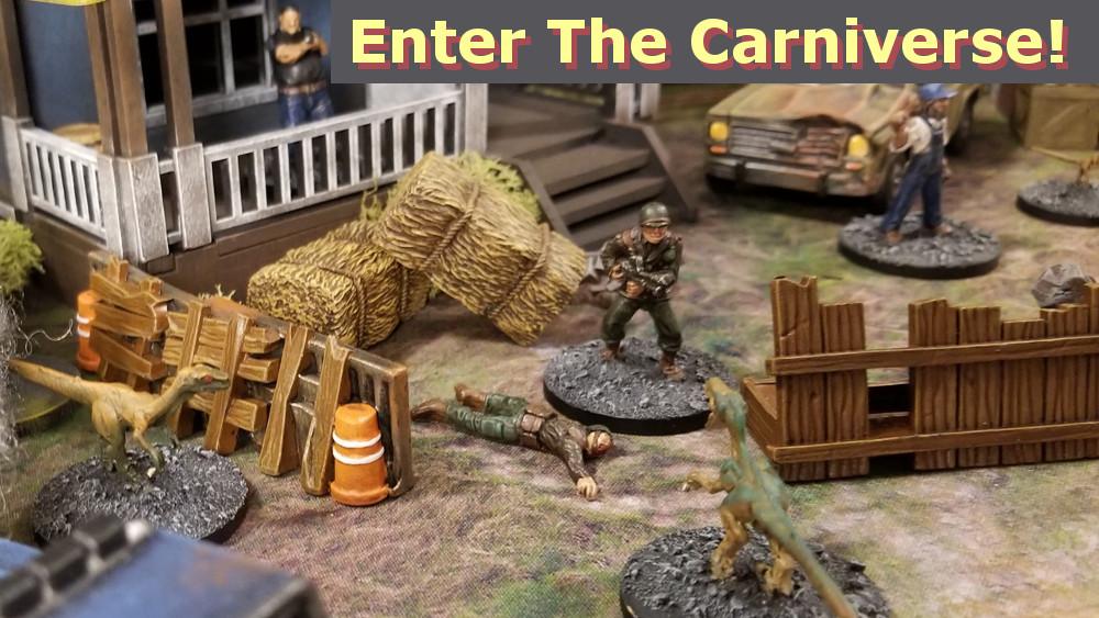 Enter The Carniverse