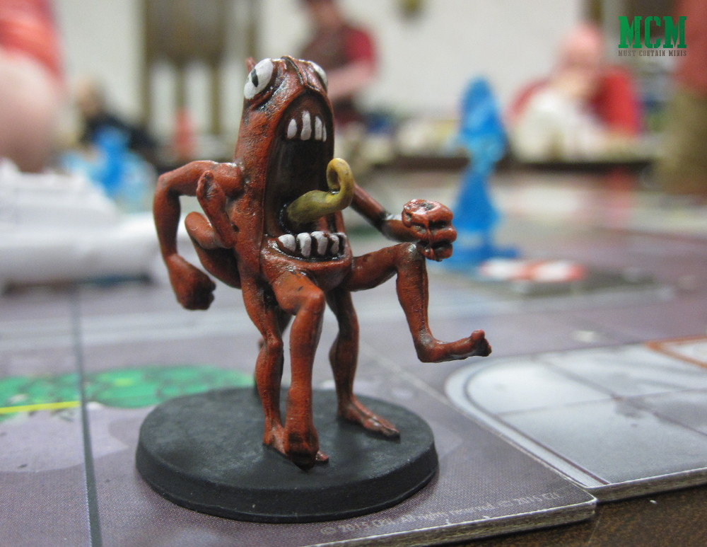 Ghostbusters the Board Game Miniatures Painted Showcase