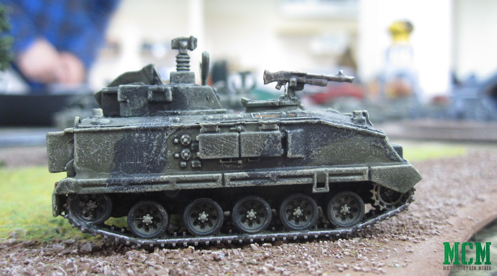 Swingfire Missile Launcher British AFV from Team Yankee - BattleFront Games - Flames of War Miniature