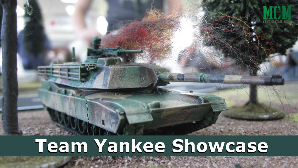 Team Yankee Painted Miniature Showcase