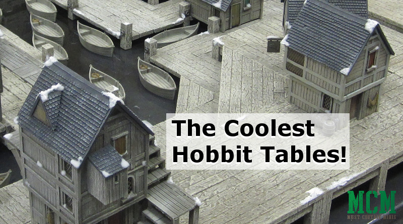 Coolest Hobbit Gaming Tables
