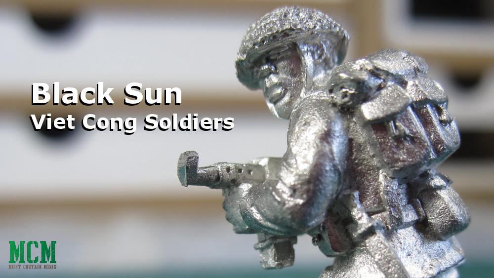 The Viet Cong by Crucible Crush - 28mm Vietnam War Miniatures