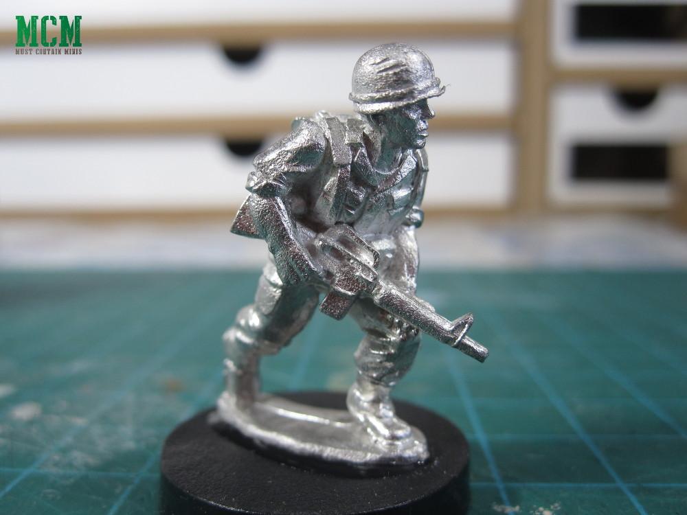 American Soldiers - 28mm Historical Vietnam Miniatures