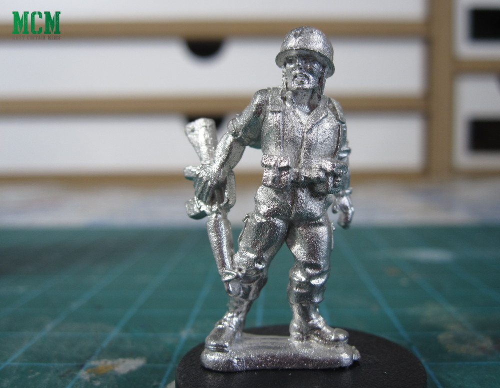 US Army Miniature for the Vietnam War - 1967 miniature - 28mm