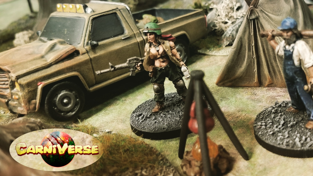 Carniverse Interview – Gaming in the Modern World with Dinosaurs!