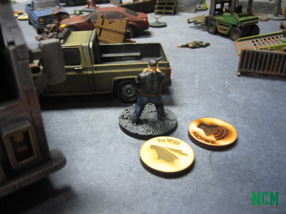 28mm Modern Dinosaur Survival Miniatures Game
