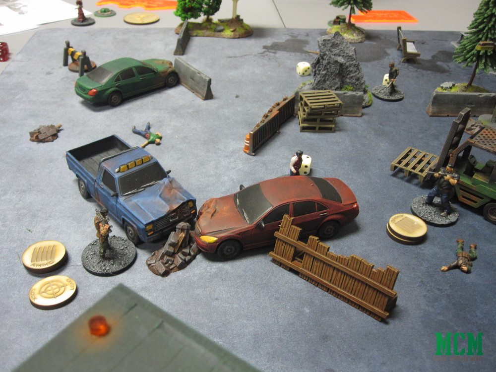 Carniverse Battle Report