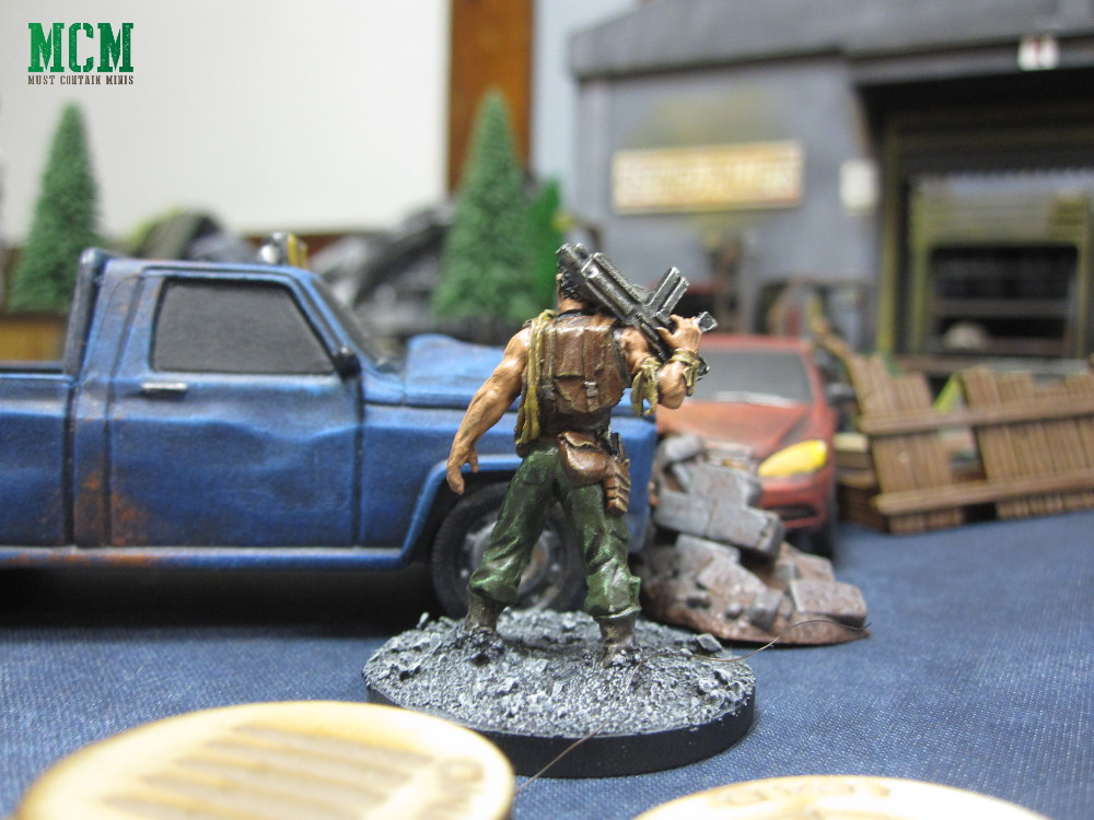 Carniverse Eye candy - 28mm miniatures