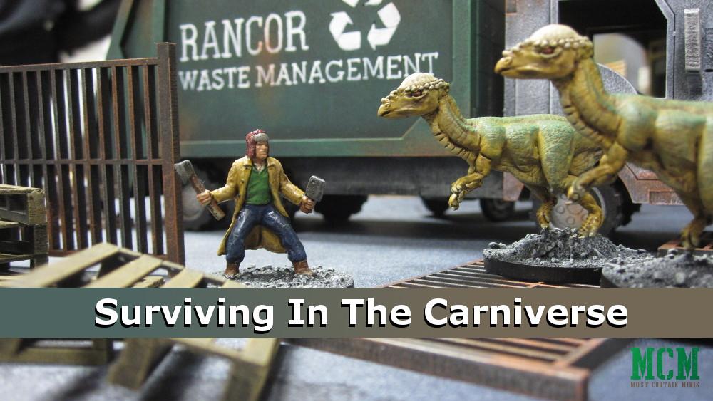 Carniverse Battle Report