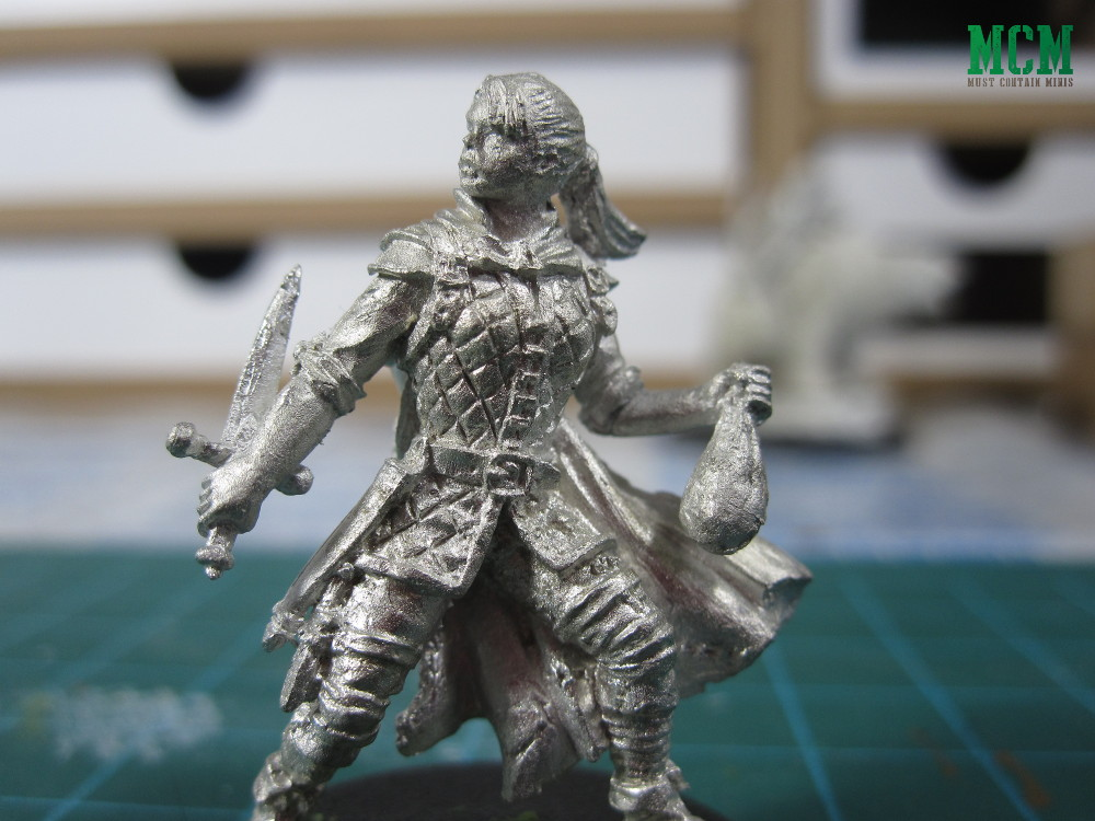 DGS Games Freeblades miniature thief