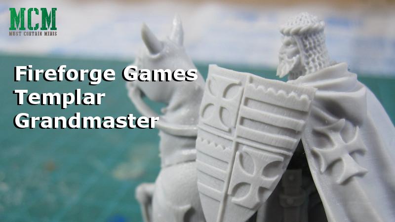 Fireforge Games – Templar Grandmaster