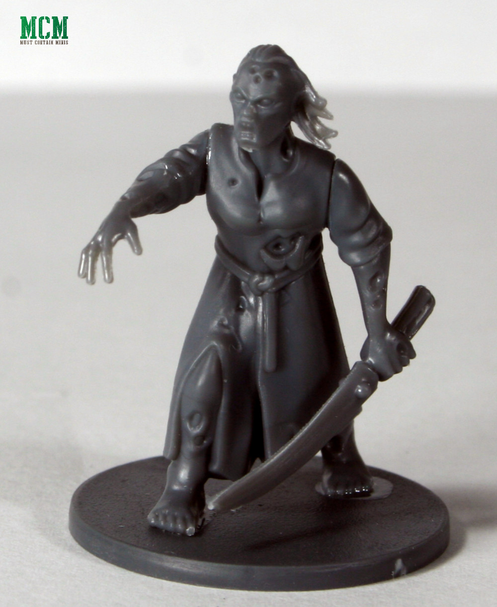 Zombie Review 28mm miniature by Fireforge Games