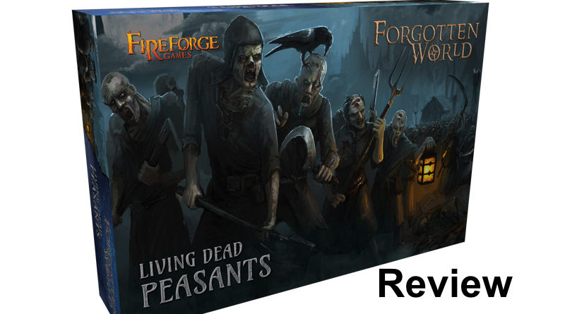 Review of Forgotten World's Living Dead Peasants