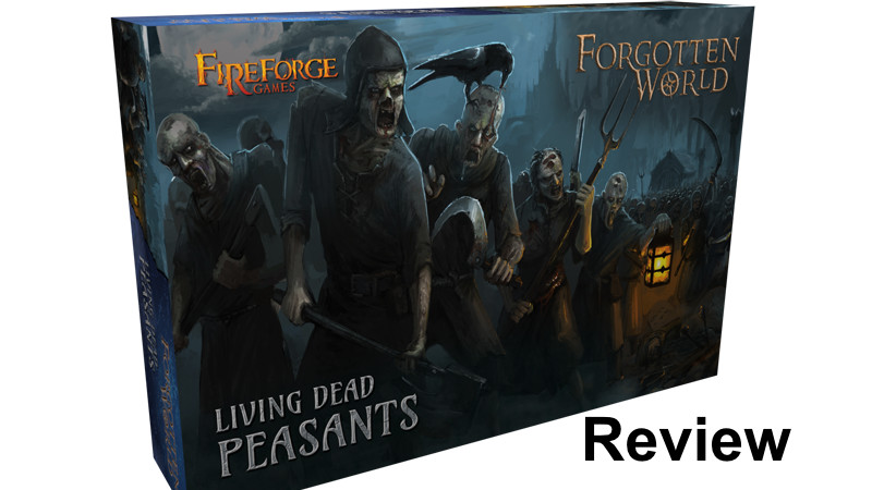 Living Dead Peasants Review – Fireforge Games