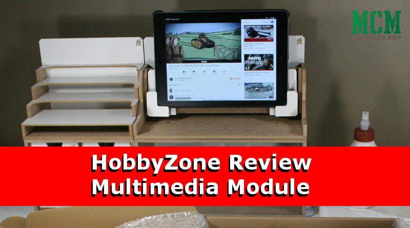 The Multimedia holder - IPad Holder by HobbyZone
