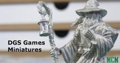 DGS Games Miniatures - 28mm