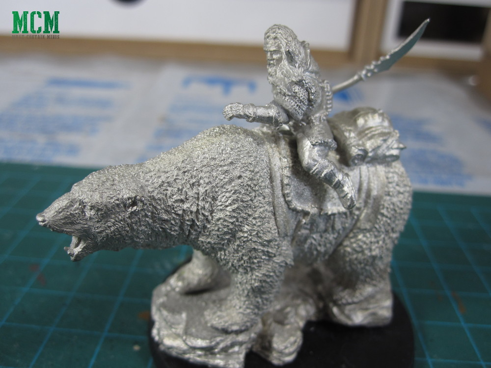 Stoneclaw Savage 32mm Miniature Review - Freeblades