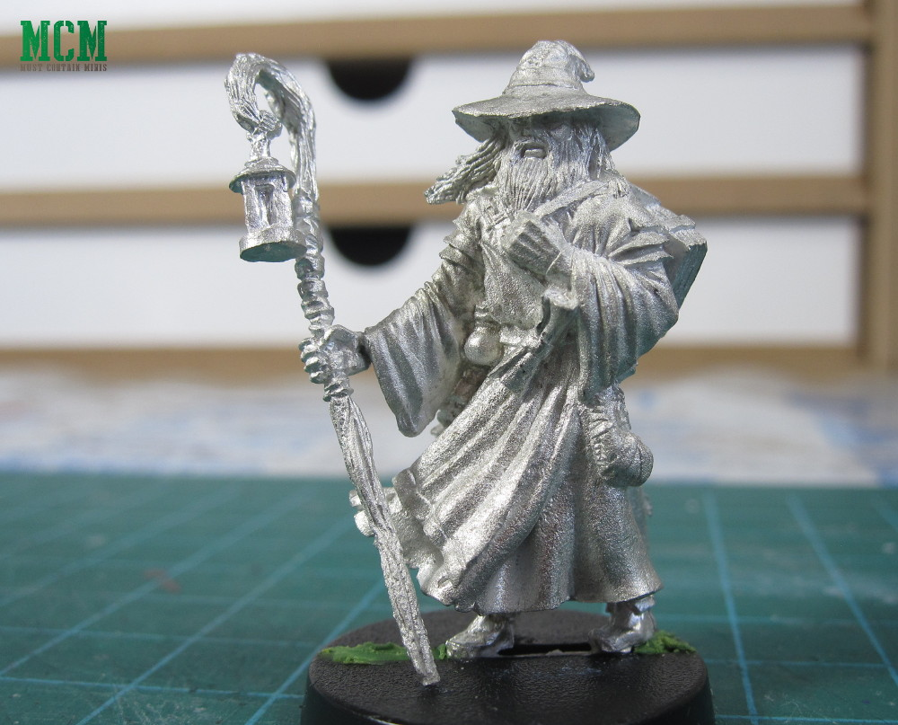 Freeblades 32mm Miniature Wizard