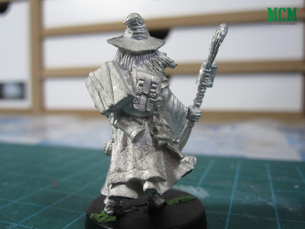 Back of the Wandering Wizard 32mm mini