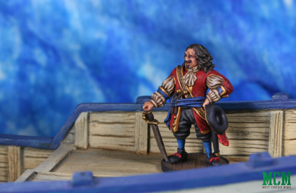 Pirate Miniatures in 28mm