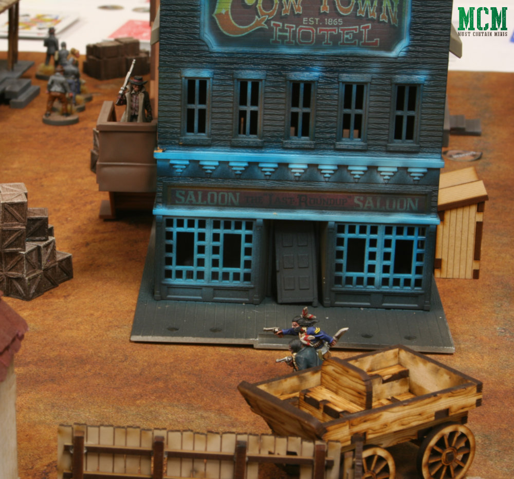Review and Battle Report of Dracula's America